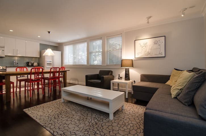Clean and Comfortable Eastlake/Lake Union 1 BR - Seattle - Appartamento