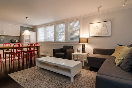 Clean and Comfortable Eastlake/Lake Union 1 BR - Seattle - Appartement
