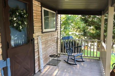 Pine Street Hilltop Home near Cherry Springs
