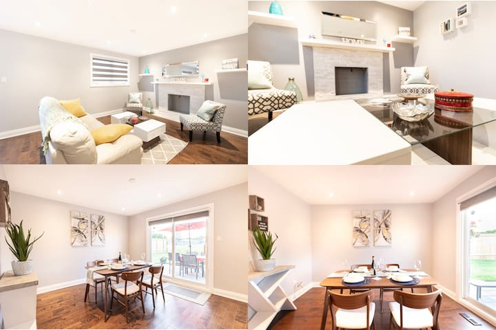 5★ Luxury Boutique Guest House [2 Bdrms|by YorkU]