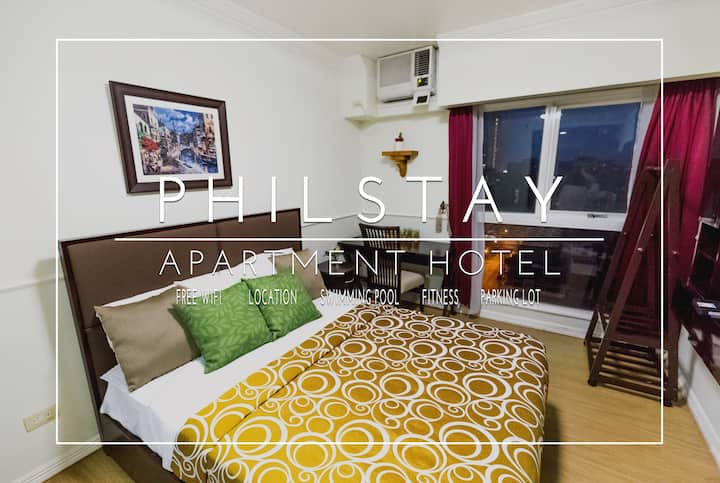 1411 / 🛏️ Cozy and comfort Condo by Ph Philstay