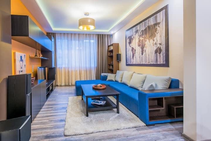 EN Suite | Modern, Secure & Central 1-BDR Apart.