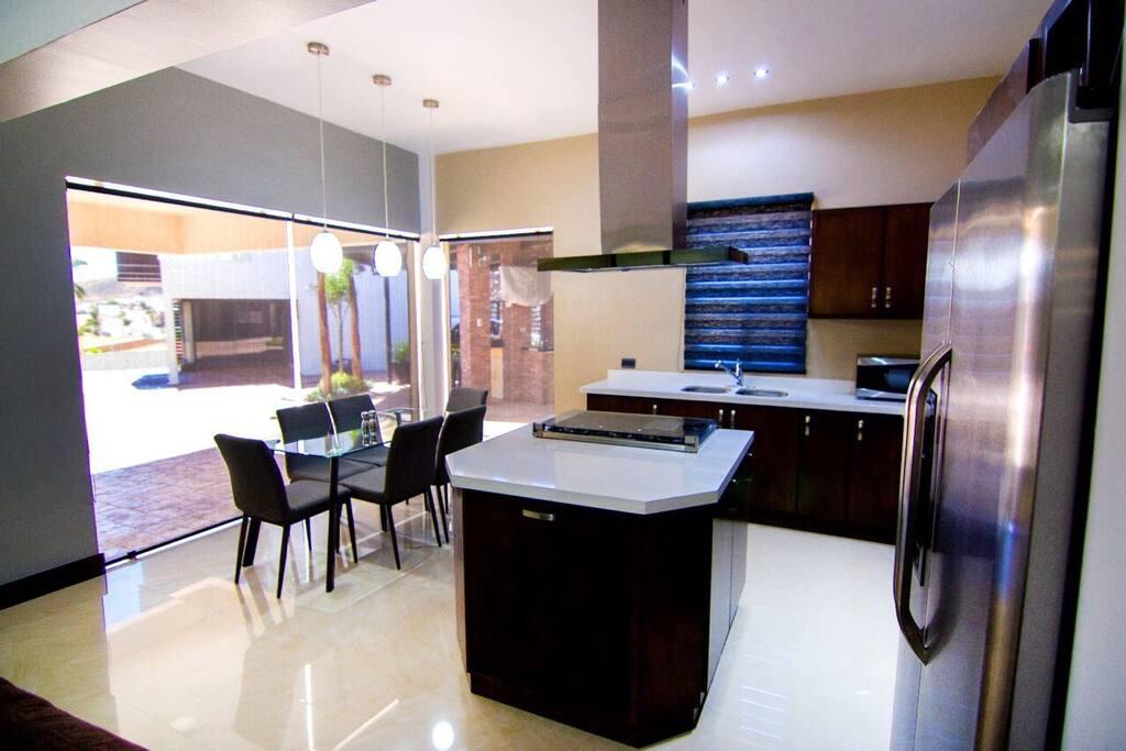 Area cocina/comedor
