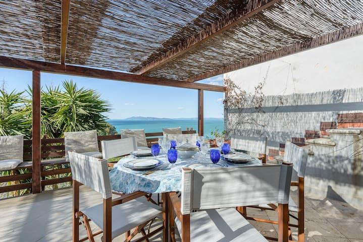 Villa In Monte Argentario