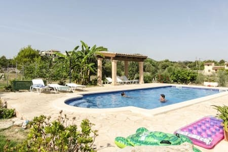 Private Finca with pool - 3 bedroom - Son Servera