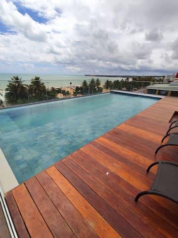 Flat Beira mar CABO BRANCO