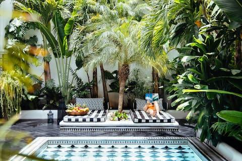 The Casa Violeta - Relaxed Luxury in Granada