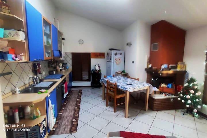 Appartamento Cortenova
