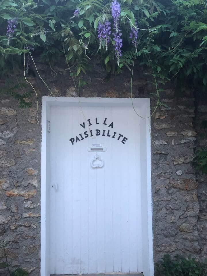 La Villa Paisibilité - Laissez vous surprendre