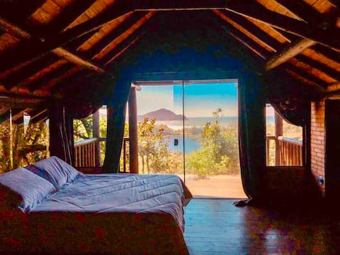Cabana Praia do Rosa