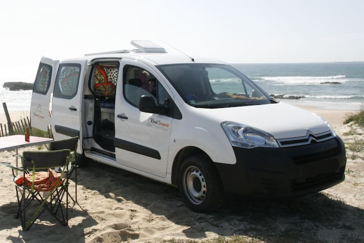 RoadCampers - # campervan 1