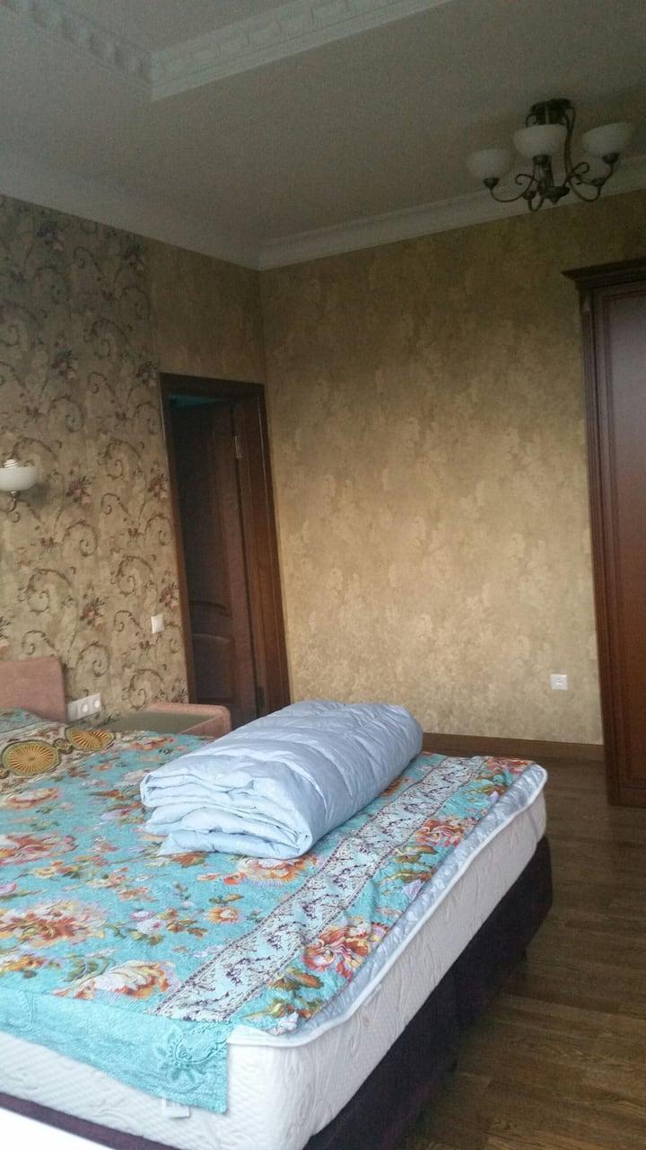 Уютная комната в частном доме
