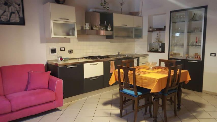 Appartamento nel centro storico di Montespertoli - Montespertoli - Casa