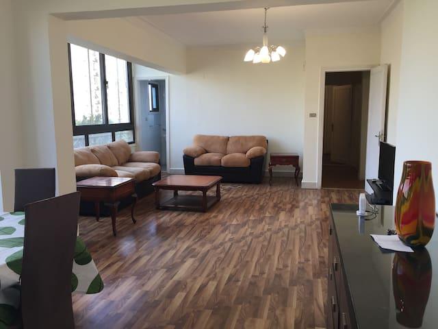 Spacious, Perfect Location: 2 BDR Degla, Maadi - Maadi as Sarayat Al Gharbeyah - Appartamento