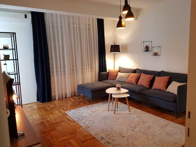 VIP apartment!
