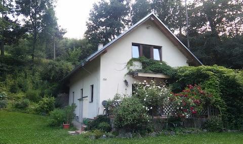 Nature house, near Prague&Karlstejn