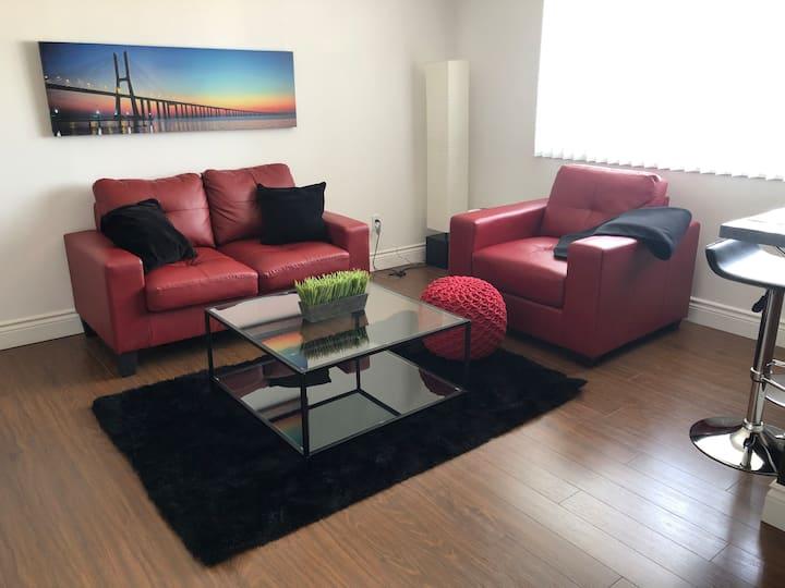 Luxurious one bedroom suite #4