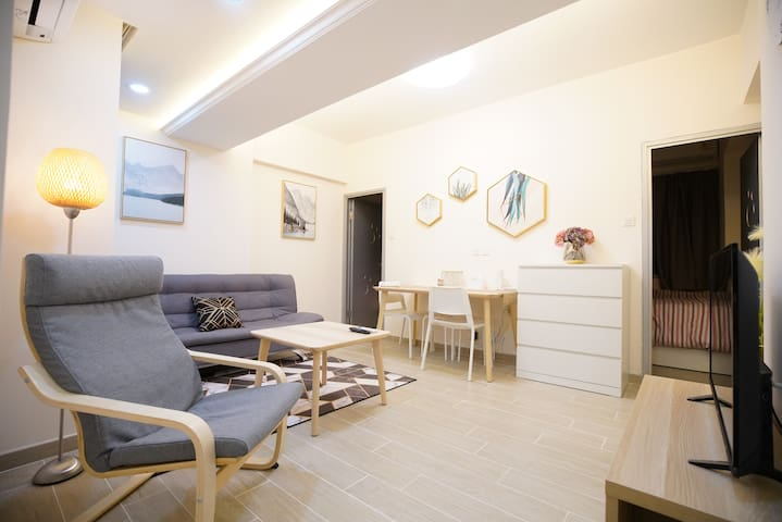 NEW! Charming apartment retreat in Causeway Bay