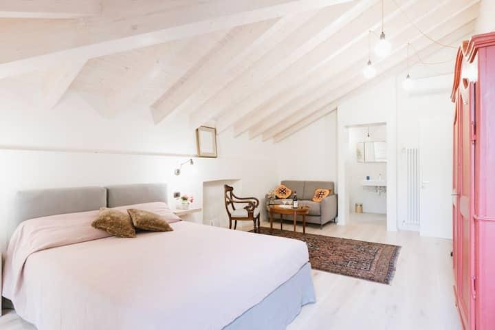 """Villa Trisano - Double room """"Tiglio"""""""