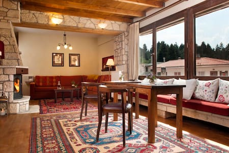 Fretzato,Traditional guest house - Elati - Bed & Breakfast