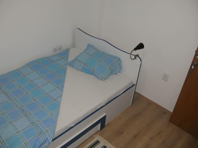 Rooms 3, A&A Hostel, Novi Sad