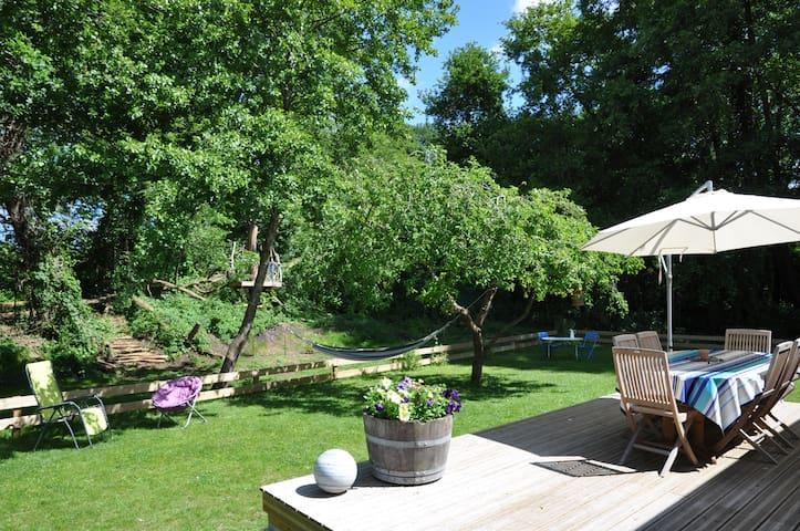 Villa au calme proche du lac avec jardin clos - 290193