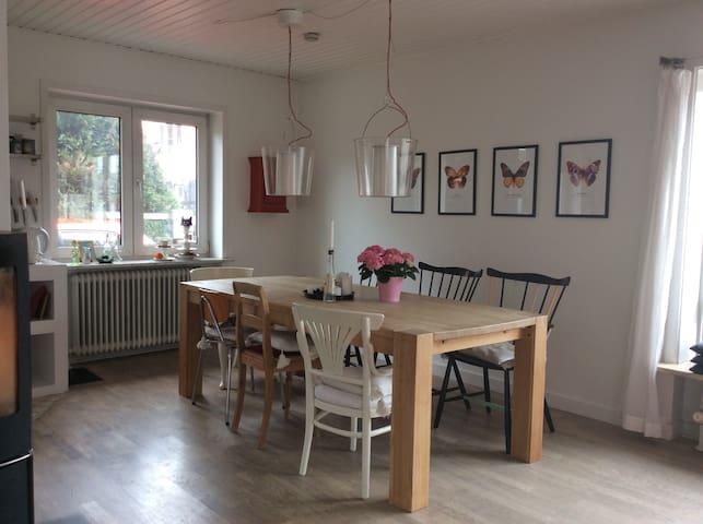 Stort familievenligt i Svendborg C - Svendborg - Casa