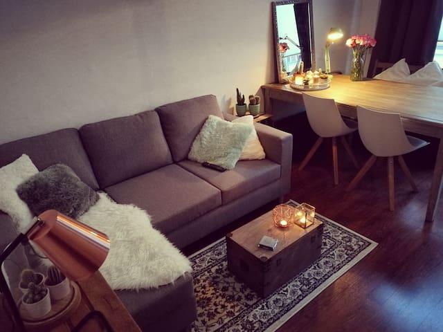 Sfeervolle studio/appartement
