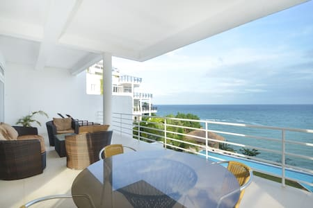 50% off 2 Bedroom Ocean View Apartment unit#24 - Malay - Huoneisto