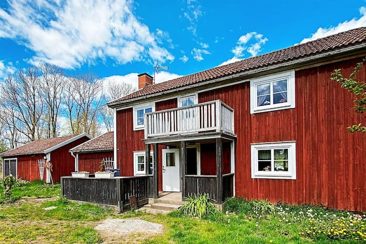 7 person holiday home in ÄLMEDBODA
