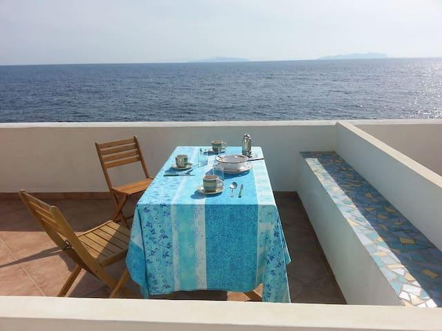 Marettimo casa vacanza del mare - Marettimo - Apartemen