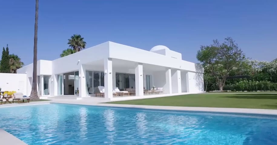 The luxury holiday villa in Sotogrande! - San Roque - Haus