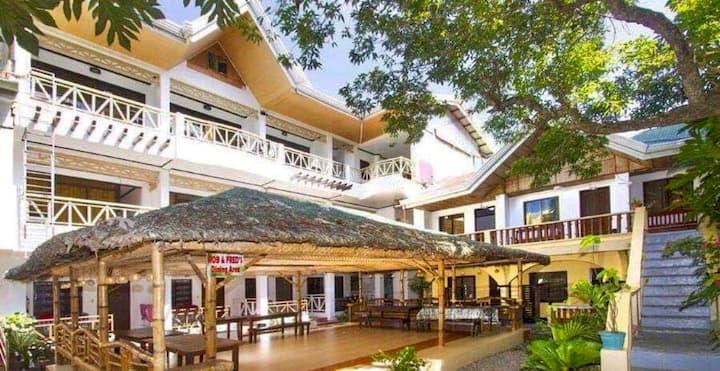 Rob and Fred Resort Boracay A1SingleRoom
