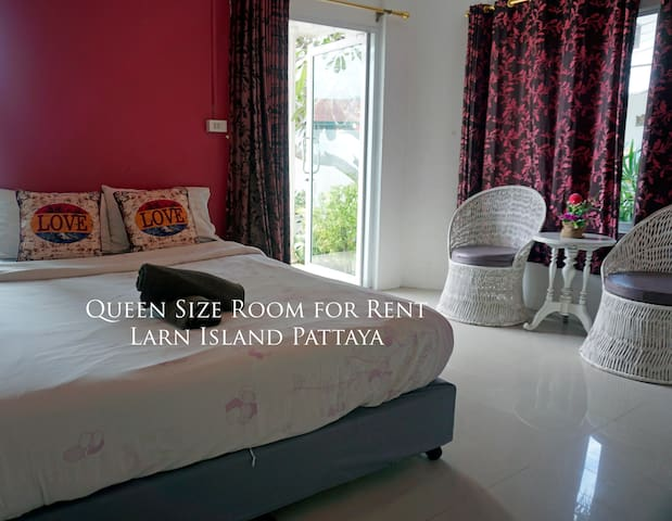 BUDGET HOMESTAY ON LARN ISLAND
