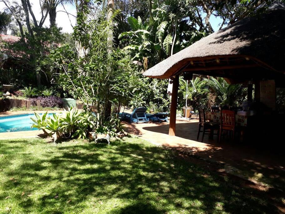Garden and Lapa