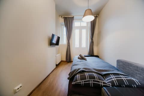 Smallest apartment in the center of Riga