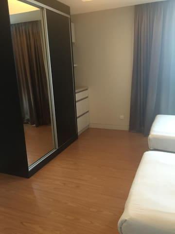 3 Bedroom Suites At Swiss Garden Residence KL