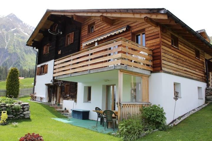 Ferienwohnung bis 2  Personen - Innerberg 34 Tenna