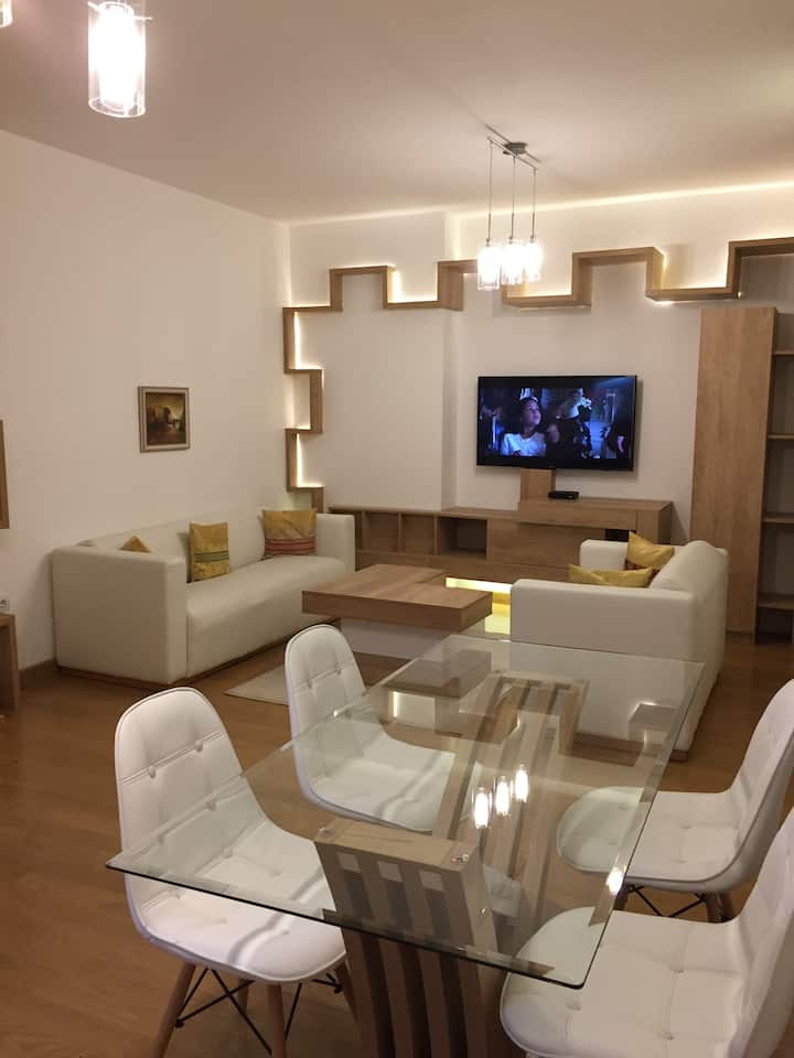 Modern apartment in the top centre of Sofia