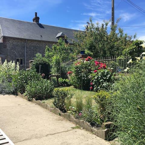 jardin estival