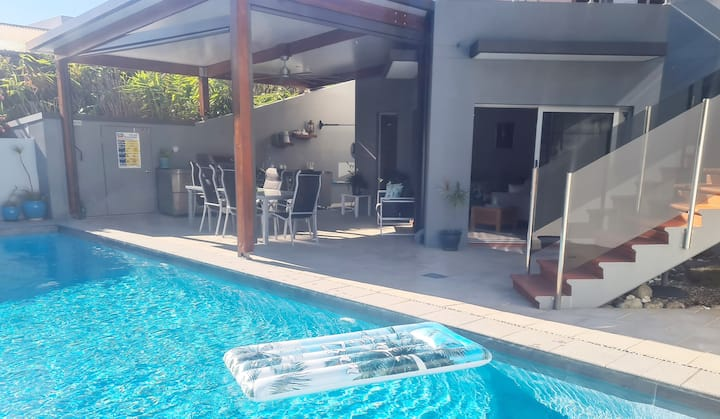 Coastal Private Pool House~Netflix@Coffs Harbour