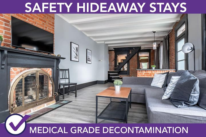 Safety Hideaway - Medical Grade Clean Home 7