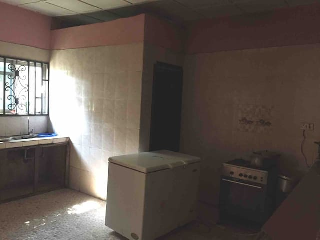 Lagos NG. Single family house