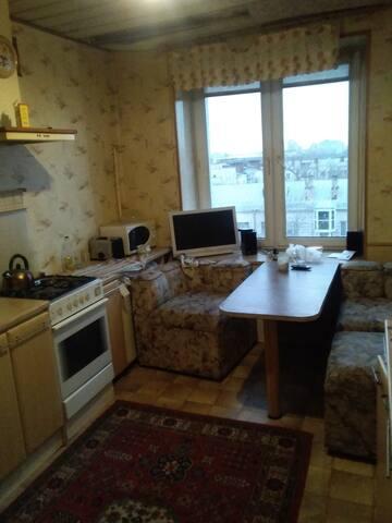 Комната в Лефортово