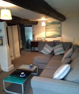 Cute 2 bedroom cottage,wifi+garden,nr beach, town. - Newton Poppleford
