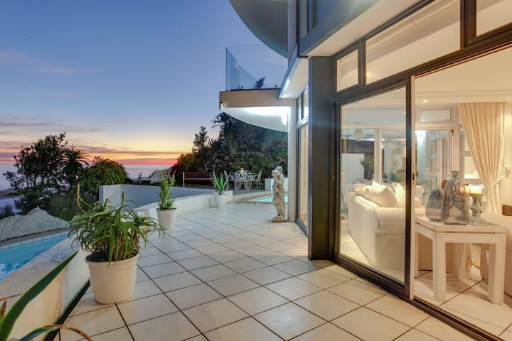 Cap d'Afrique - Clifton on the rocks - Kaapstad - Appartement