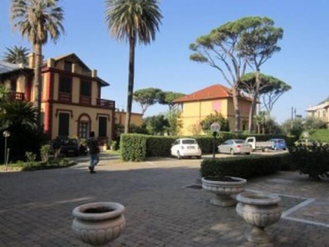 GENOVA NERVI - RESIDENCE VITTORIA - Genova