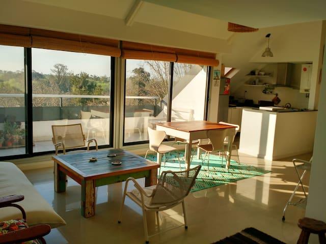 Romantico mirador al rio Lujan - Tigre - Loft