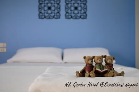NK Garden hotel @Suratthani Airport