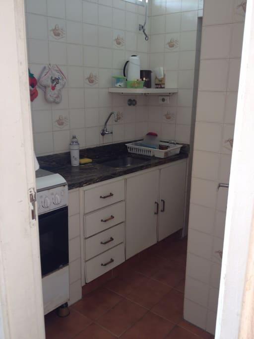 Cozinha - tem geladeira tb